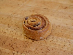 Cinnamon Roll Raisin
