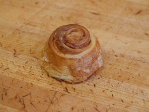 Cinnamon Roll No Raisins