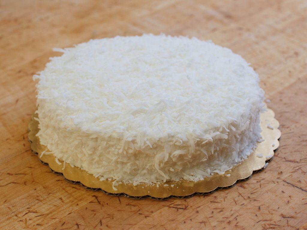 Coconut Cake Single