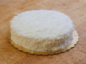Coconut Cake Single