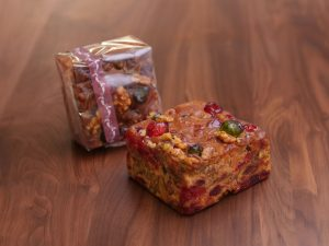 Seasonal Fruitcake