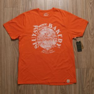 Shirt Logo Orange