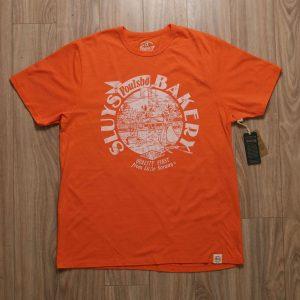 Shirt Logo Orange