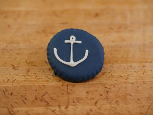 Cookie Deco Anchor