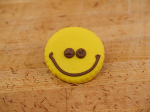 Cookie Deco Happy Face
