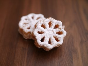 Cookie Rosette Sugar 2