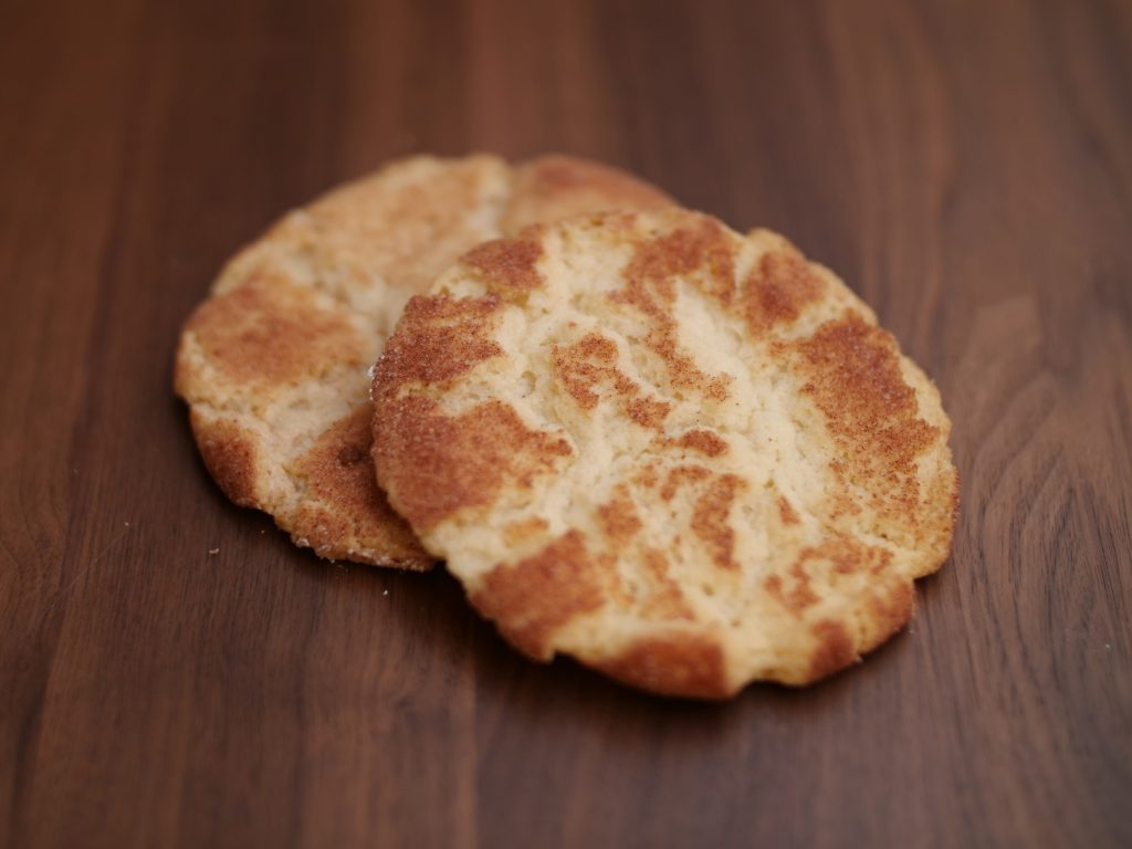 Cookie Snickerdoodle 2