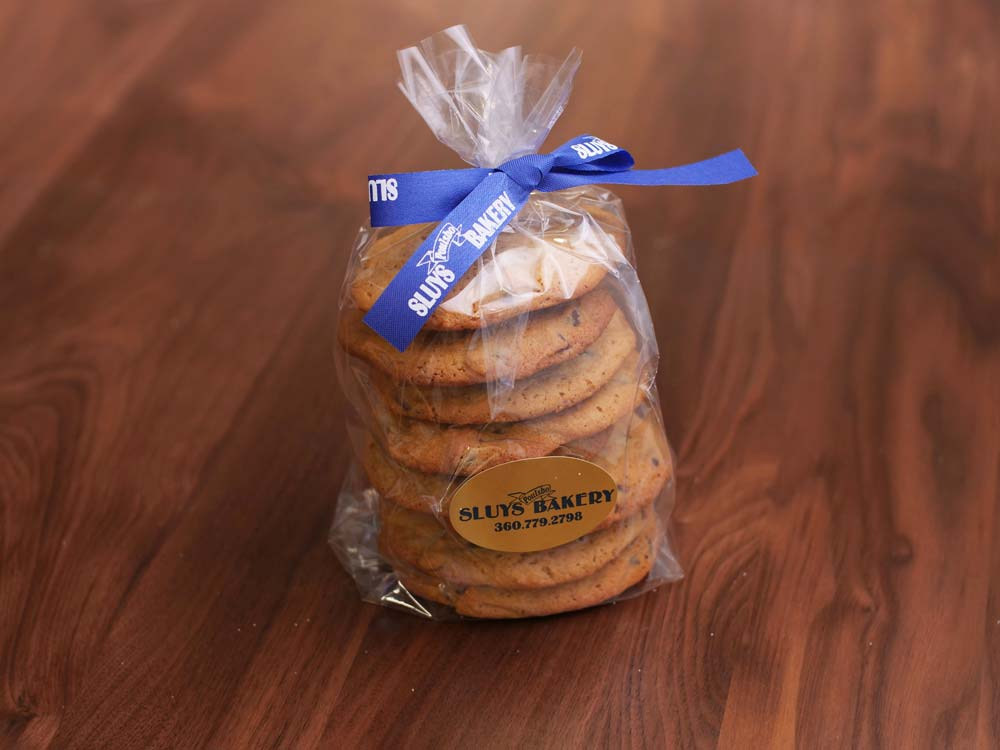 Cookies 8pk Choc Chip