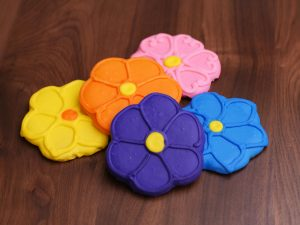 Cookies Deco Flowers