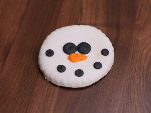 Cookies Deco Happy Snowman