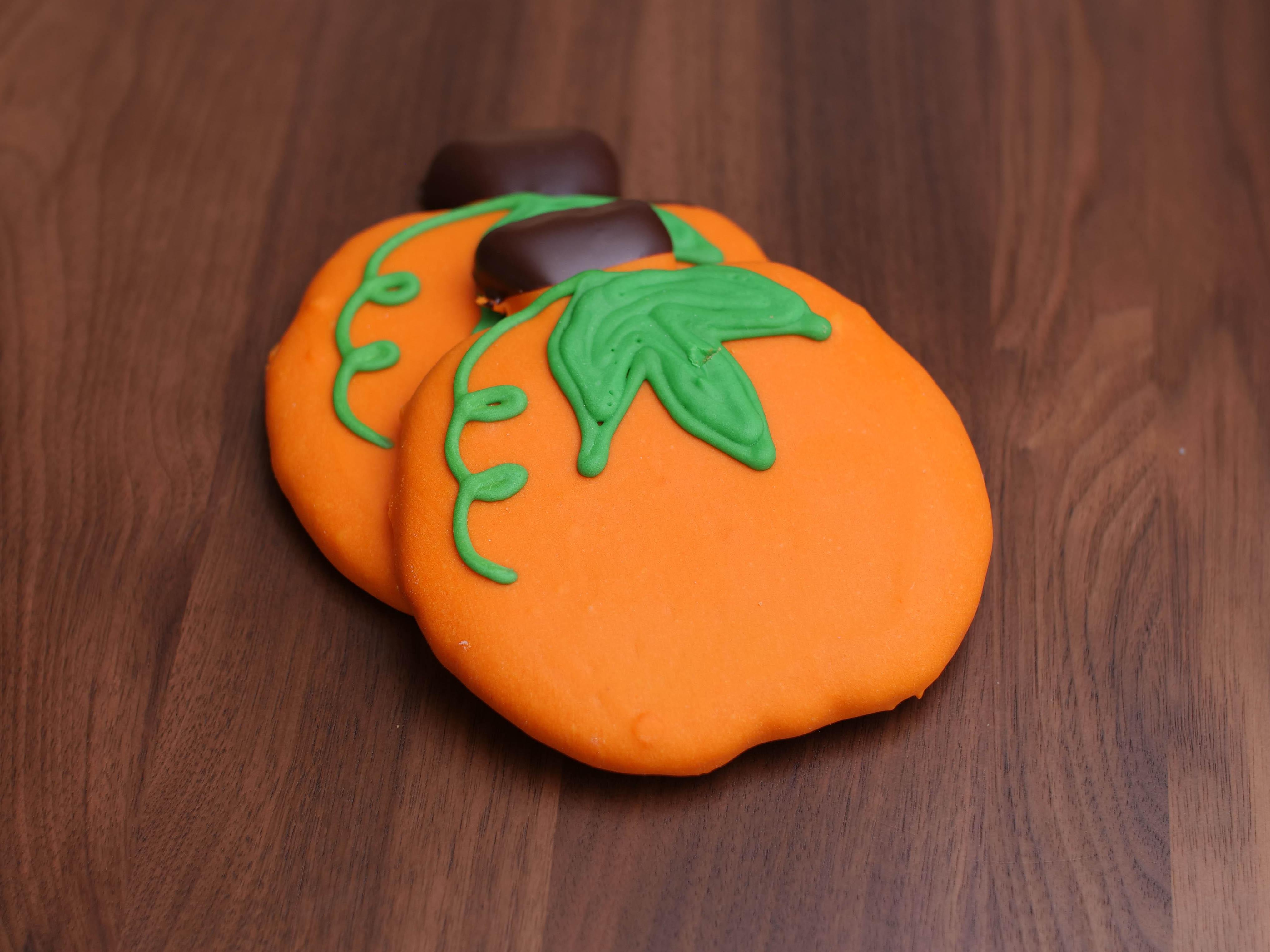 Cookies Deco Pumpkin