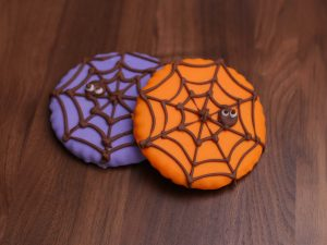 Cookies Deco Spiderweb