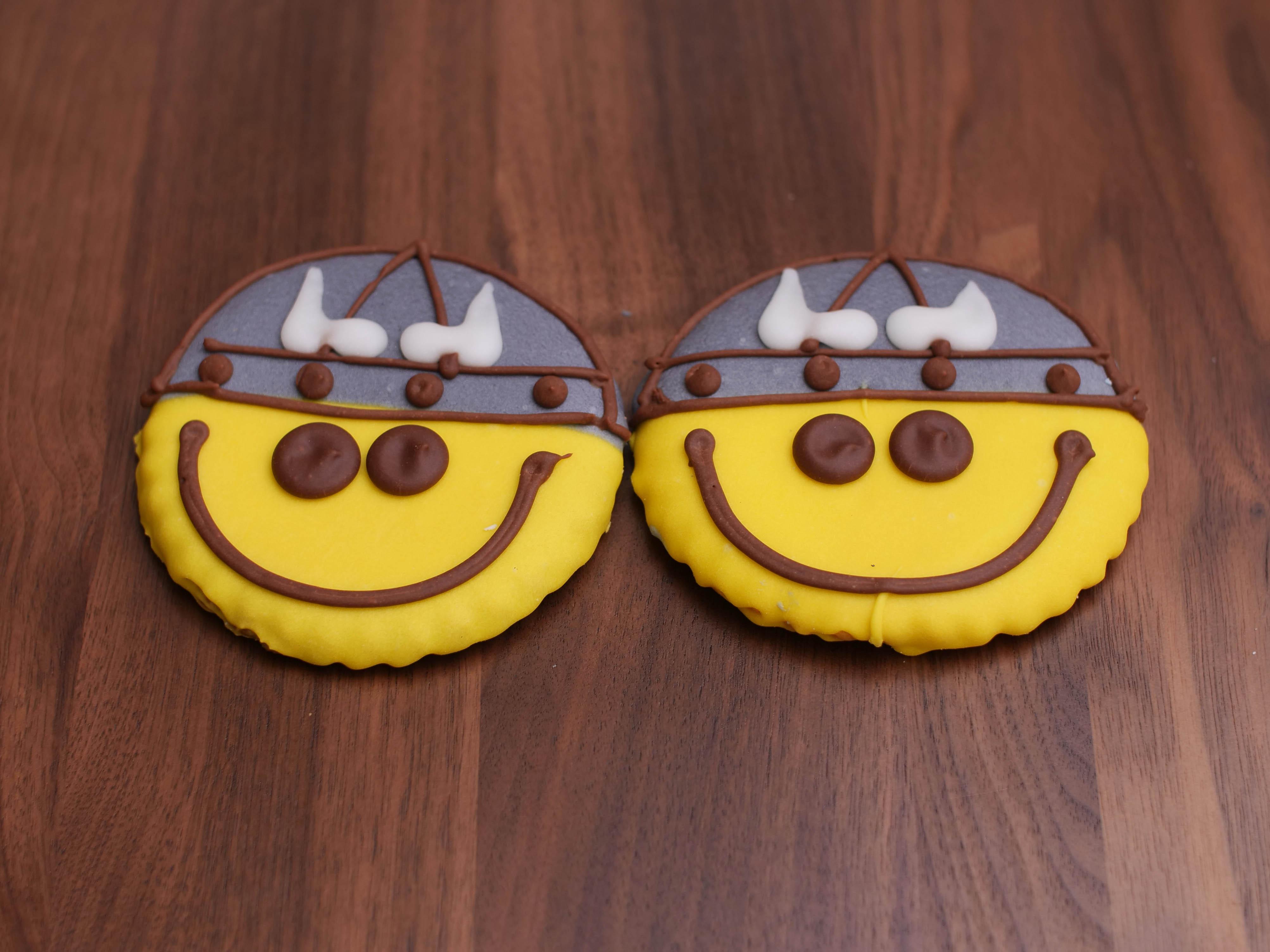 Cookies Deco Viking