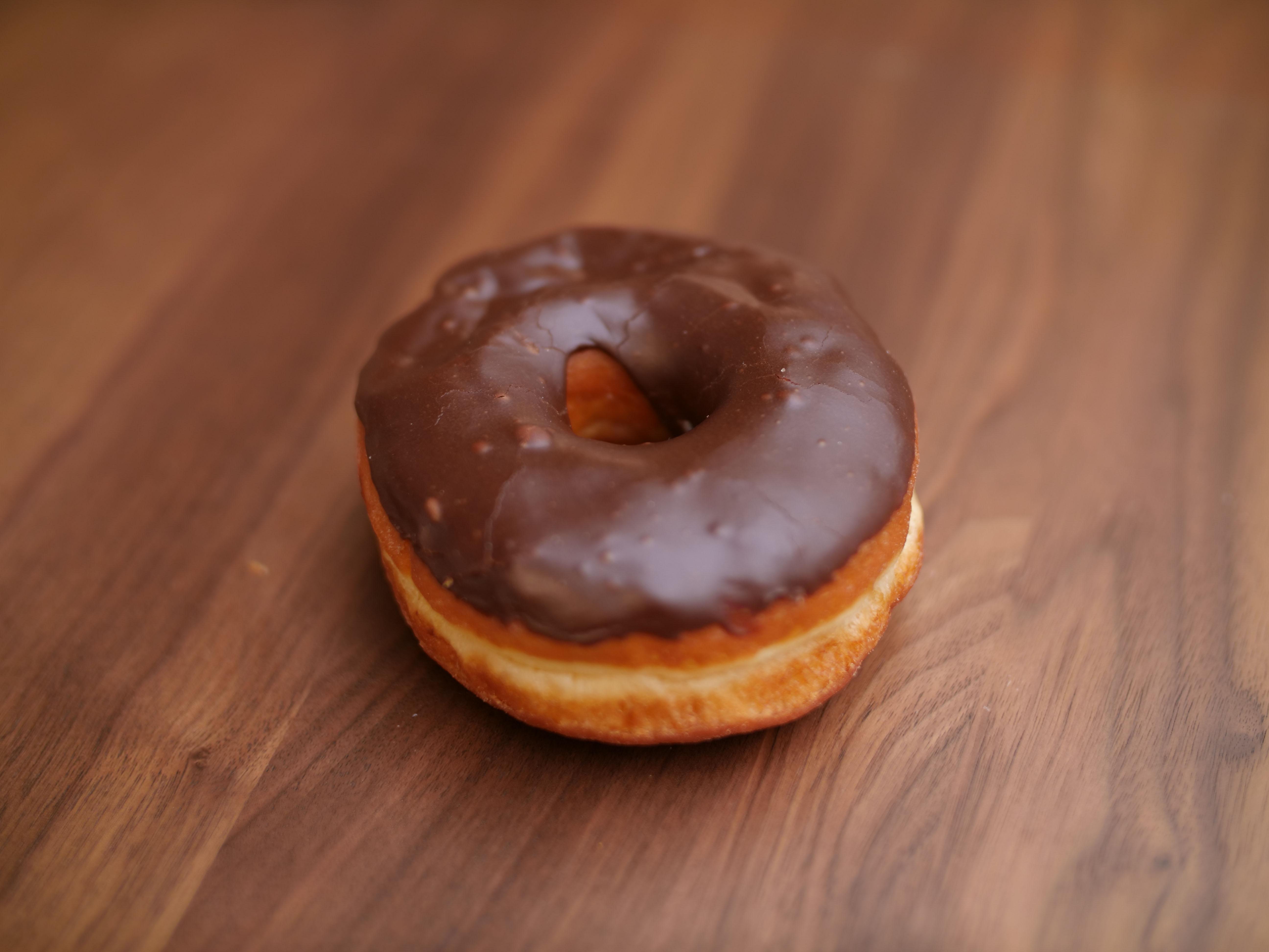 Donut Choc Raised 2
