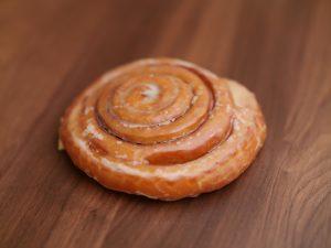 Donut Cinnamon Round 2