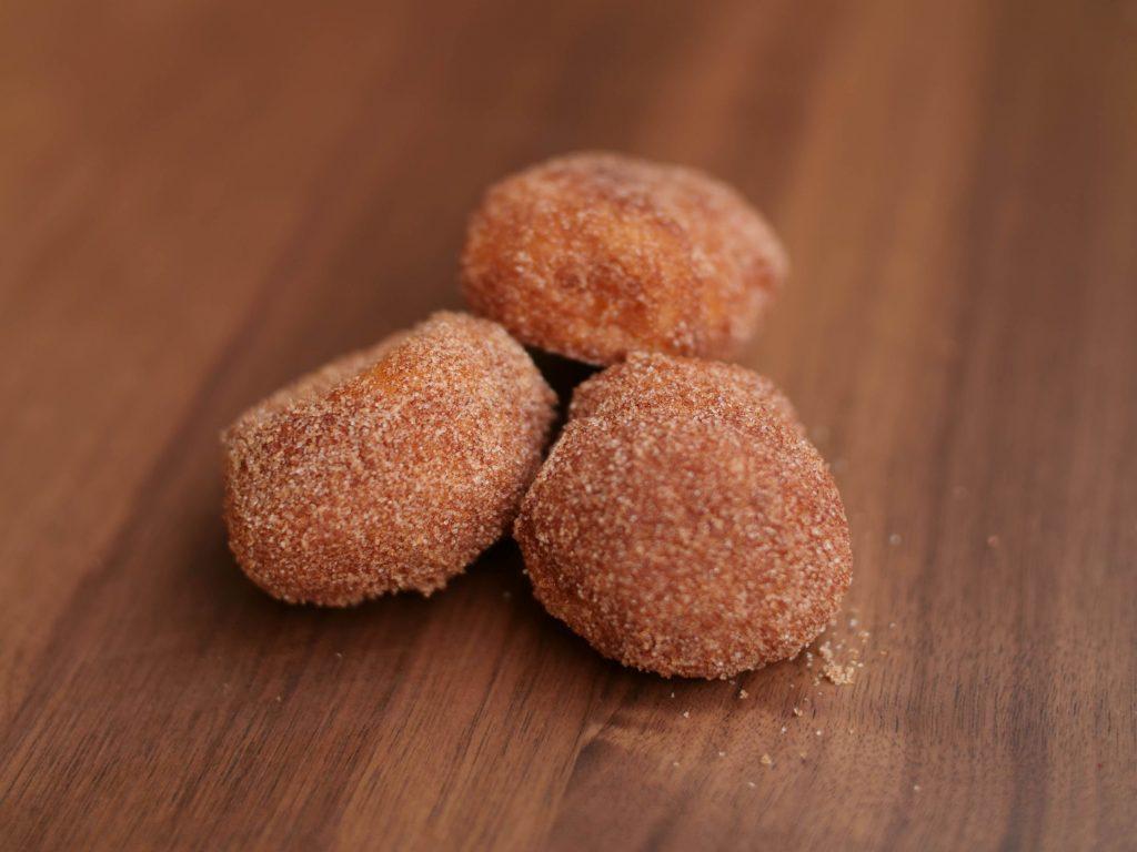 Donut Holes Cinnamon Sugar 2