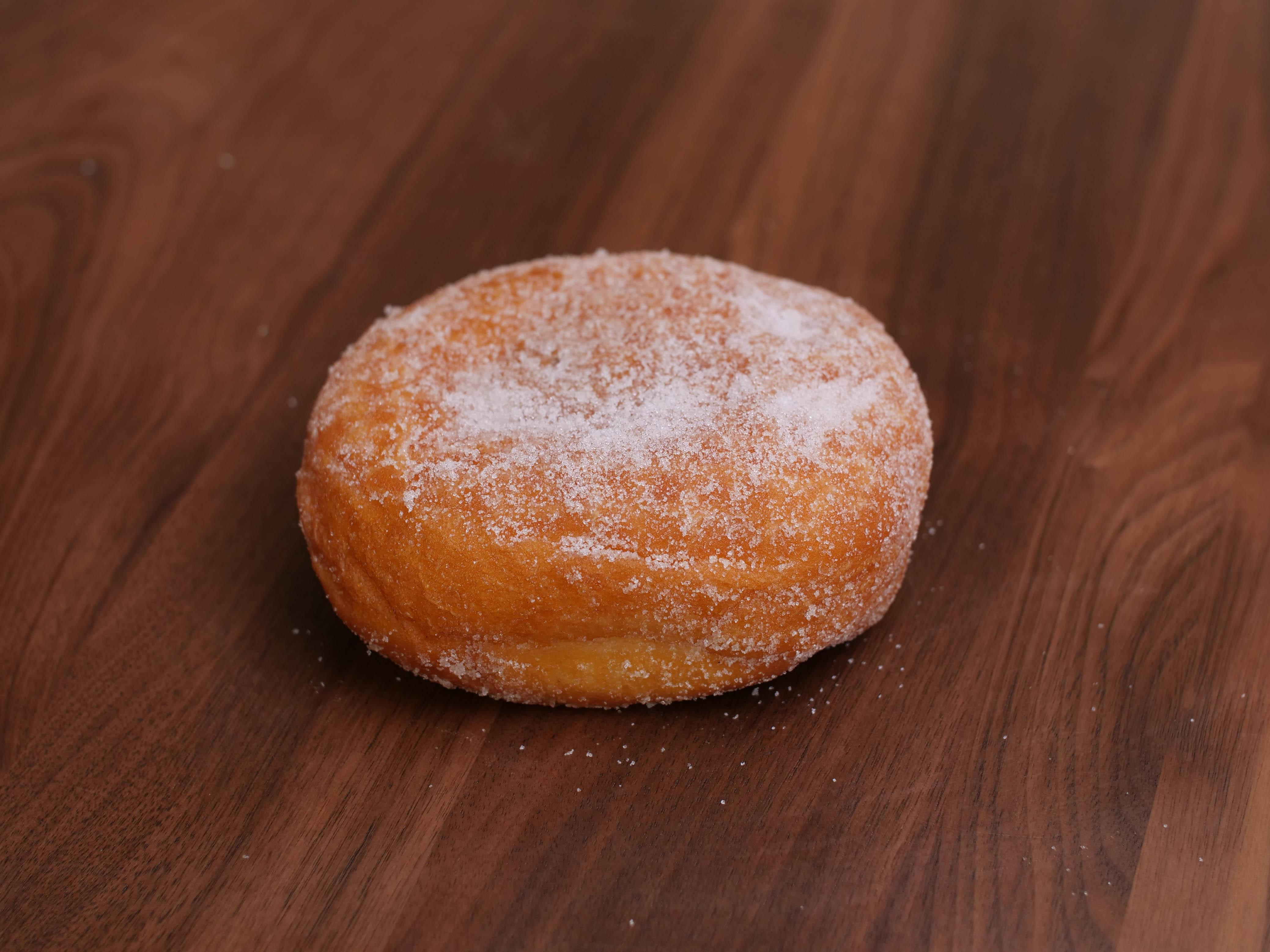 Donut Rasp Filled