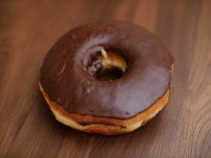 Donut Viking Choc 2