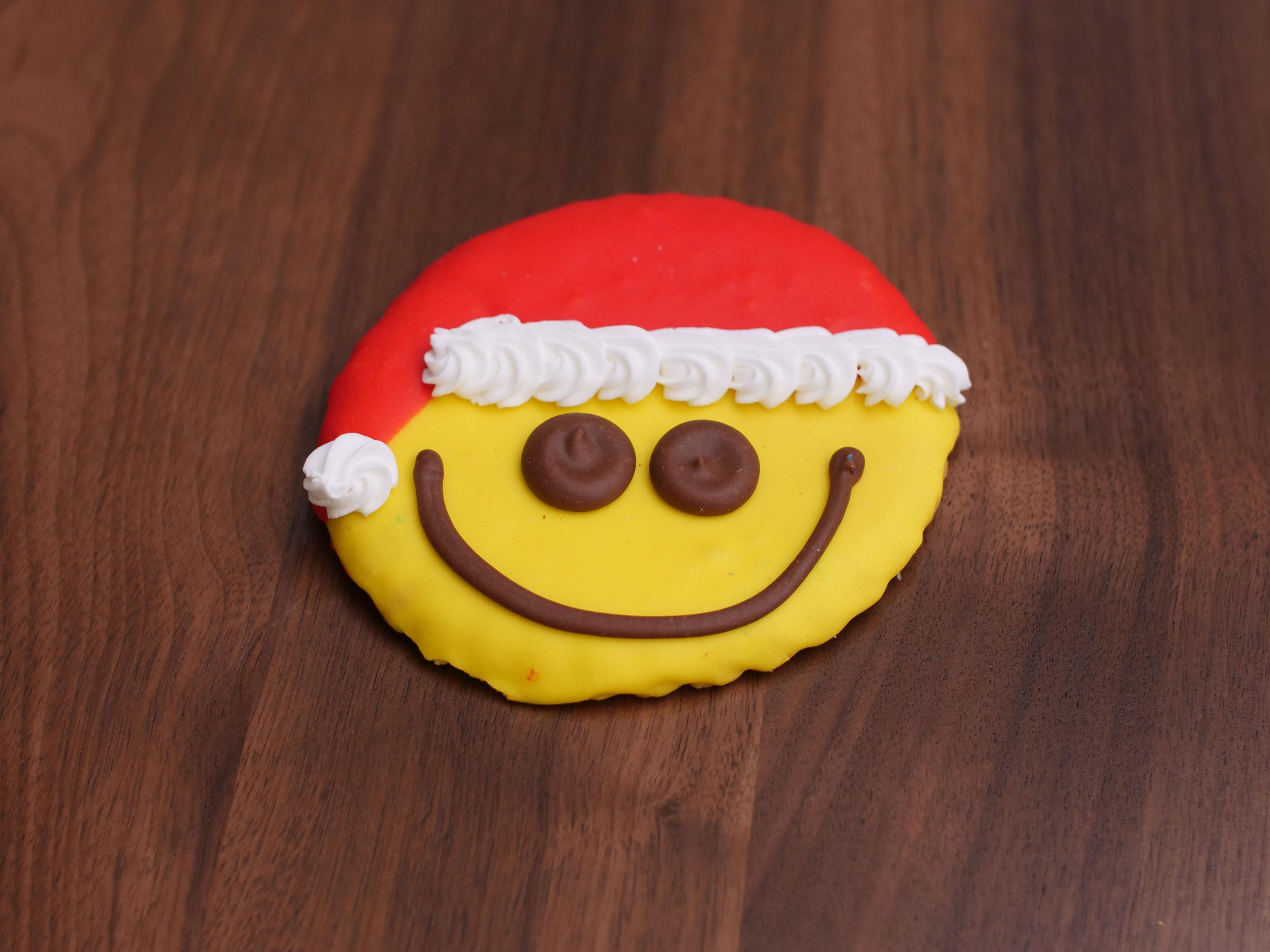 Seasonal Happy Santa
